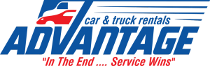 Advantage Car and Truck Rental Logo
