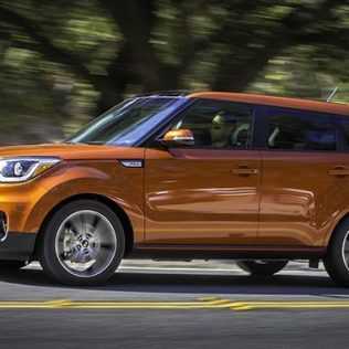 Kia Soul Drive Review