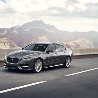 Jaguar XF Drive Review