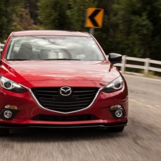 Mazda 3 Drive Review