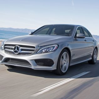 Mercedes Benz C300 Drive Review