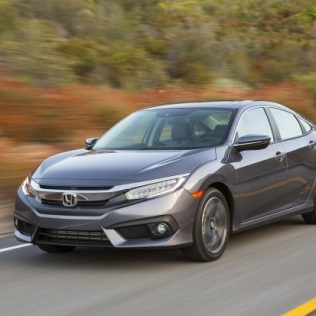 The Honda Civic Drive Review
