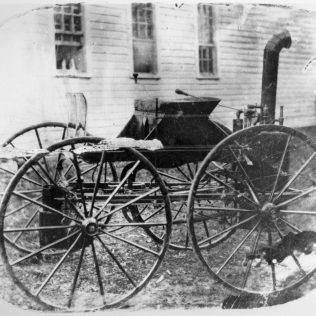 Henry Seth Taylor First Car