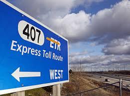 Highway 407 Advantage Car Rental