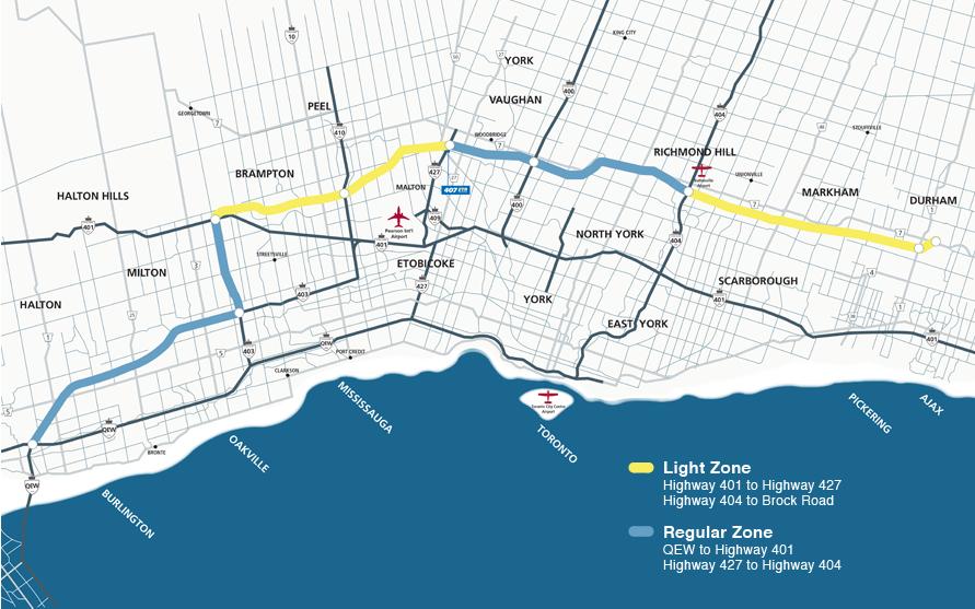 407 Map