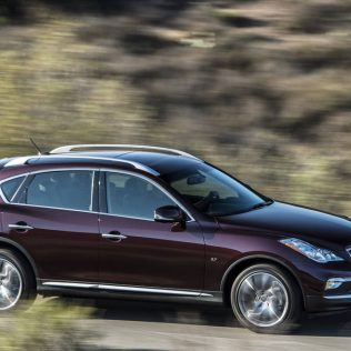 Infiniti QX50 Drive Review