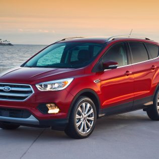 Ford Escape Exterior Review