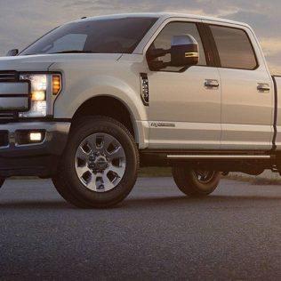 Ford F250 Cover