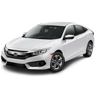 Honda Civic - The Perfect Summer Rental For Toronto