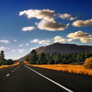 Long Weekend Drive with Advantage Car Rentals