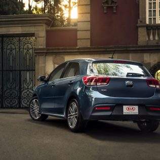 2018 Kia Rio Car Exterior Review | Advantage Car Rentals