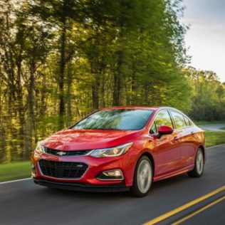 The 2017 Chevy Cruze Exterior Review - Advantage Car Rentals