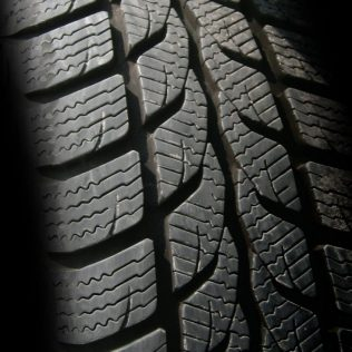 Decoding the writing on tires