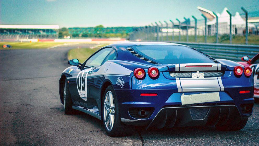 advantage car blog - track day