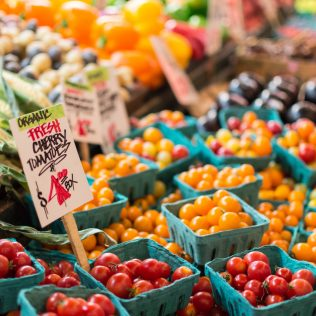 Top 10 farmer's markets in Ontario