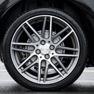 Worn Out Tires - Advantage Car Rentals
